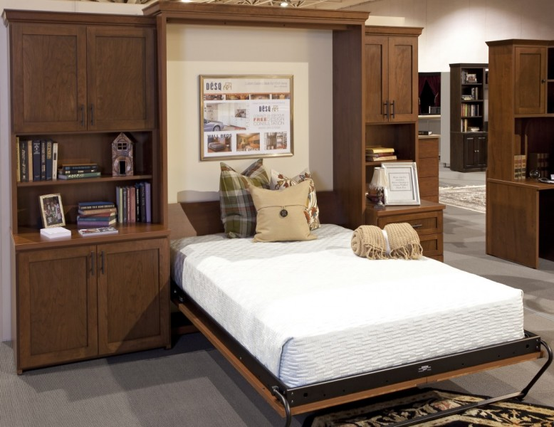 Murphy Beds Of Minnesota : Wall bed gallery desq we create space minnesota