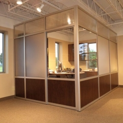 Office Partition Walls